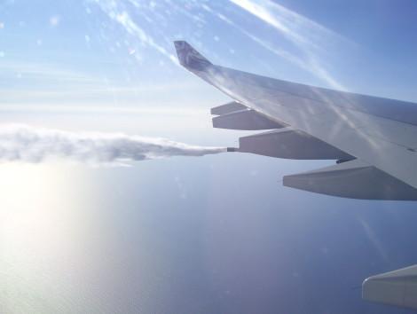 Vypouštění paliva za letu